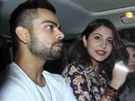 Virat and Anushka in live-in!