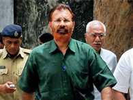D G Vanzara walks out of Sabarmati Jail