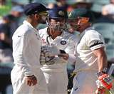 There will be tussle between number one and number two in India Australia series