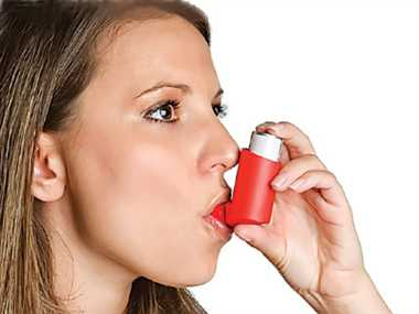 The strong control over asthma