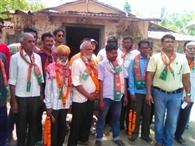 भाजपा की कार्यकारिणी बैठक