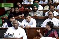 Sonia and rahul gandhi not asked even a single question in parliament