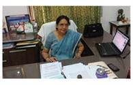 कलुंगा में पढ़ाई कर चुकी हैं रमादेवी महिला विवि की नई कुलपति