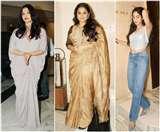श्रीदेवी की पार्टी में ऐश्वर्या समेत इन सितारों ने जमाया रंग, जाह्नवी ने अपने लुक से फिर जीता दिल