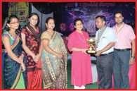 JCI distribut of award