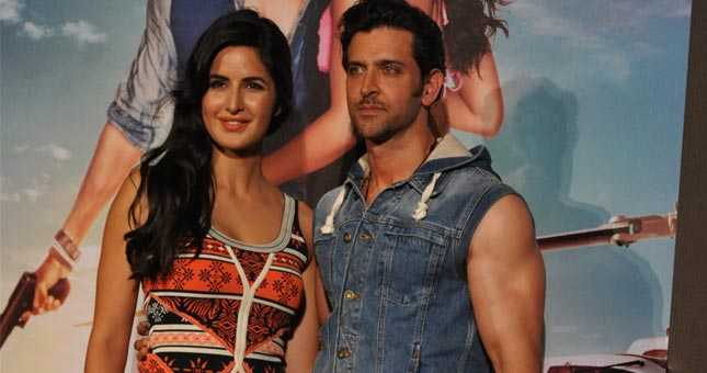 It was a challenge to dance with Hrithik: Katrina Kaif