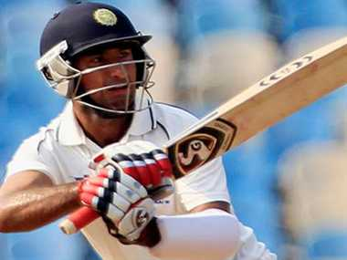 Pujara returns to form, plays winning innings for Derbyshire