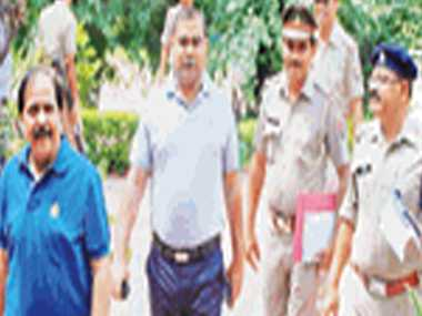 modinagar mla sudesh sharma arrested