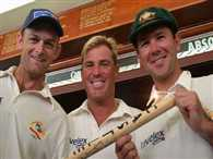 Once again play with Warne, Gilchrist and Ponting will play together