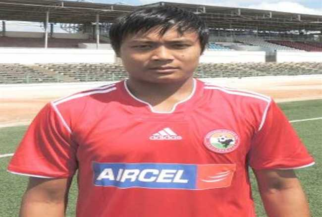 Milan Singh new midfielder football star