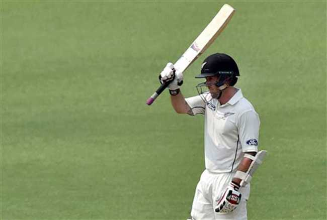 Ronchi shows his form after scoring ton in warm up match