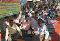 engineers agitated for demands