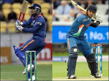 Yuvi and Viru won't feature in 2015 World Cup: Ganguly
