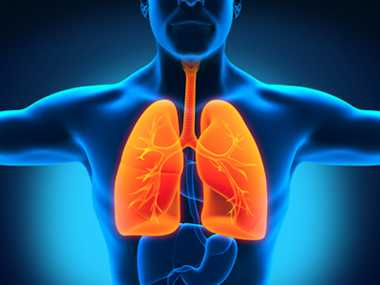 Cure for chronic obstructive pulmonary disease