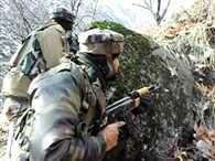 Encounter between militants  Army underway in Silkot area of Kupwara district