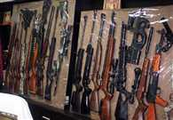 One Arrested In Lucknow With Froigen Weapons