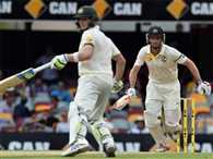 Australia score 221 at stumps against India on day 2