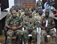 Nigerian Army court sentences 54 soldiers to death