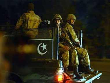 Pak army retaliates to Peshawar attack, kills 57 militants