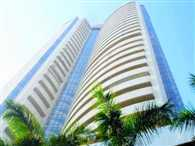 Sensex closed higher on Federel reserve's softness