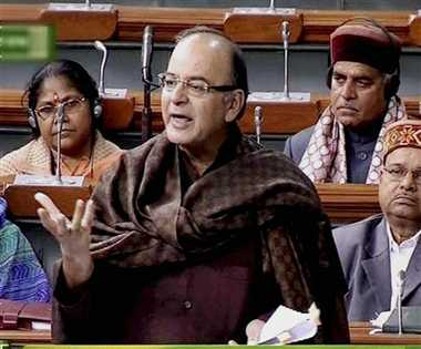 arun jaitley takes four village under aadarsh gram yojna