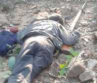Naxal shot dead in encounter, skins and horns of deer recovered