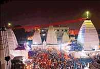 The State Fair of Deoghar Shravani Mela drill status