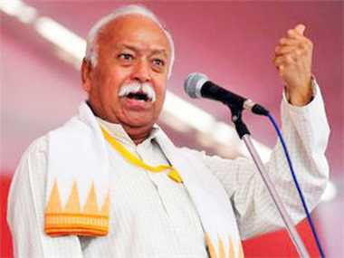 Neighbouring nations pose security threat to India: Bhagwat