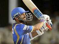 Rahane scored 76 runs not out