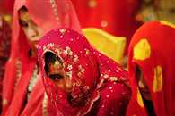 Balika Vadhu tradition still running in rajasthan five year old girl child marriage
