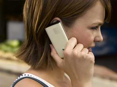 Cell phone can cause brain tumors