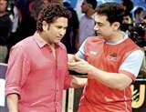 आमिर ख़ान ने खेला था क्रिकेट मैच और Cheer करने पहुंचे थे खुद भगवान