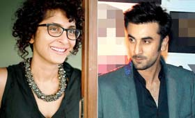 What's Kiran Rao doing with Ranbir?