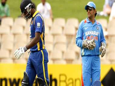 India and Sri Lanka indulge in mindgame before semifinals
