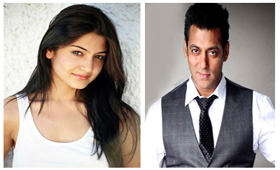 Salman Khan to romance Anushka Sharma in Sooraj Barjatya's next?