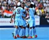 क्रिकेट में हारे लेकिन हॉकी में छुड़ा दिए भारत ने पाकिस्तान के पसीने, 7-1 से दी मात