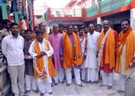 चरसरी तटबंध बनाने में लापरवाही हुई : राज्यमंत्री