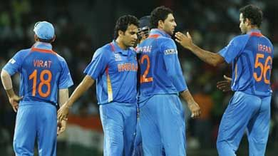 India Beat Afganistan By 23 Runs