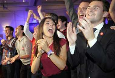 Scotland votes against independence