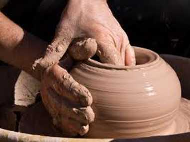 Compulsory purchase of clay pots in uttar pradesh offices