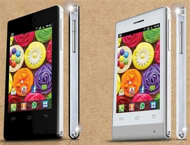 Jivi JSP 20 is the cheapest Android smartphone in India