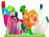 Plastic to reduce fertility
