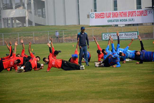 Afghanistan defeat UPCA in friendly match
