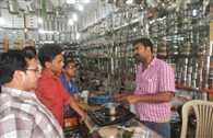 market is ready for deewali festival