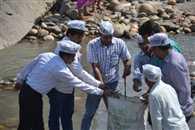Clean Haridwar ABhiyan c