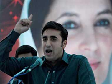 Indo-Pak peace should not be held hostage by Kashmir: Bilawal