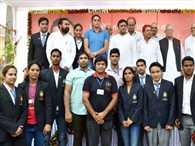 After 11 years sports department gets a sportsman as head