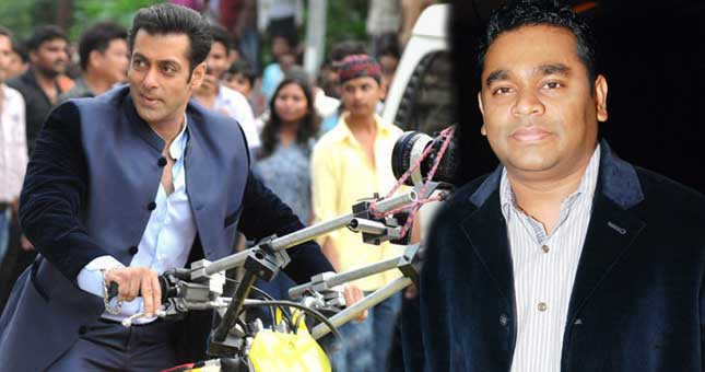 Will Rahman Let Salman Walk Away With His 'Jai Ho' Title?