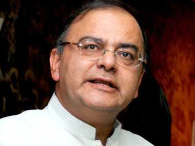 finance minister arun jaitely introduced gst bill in loksabha