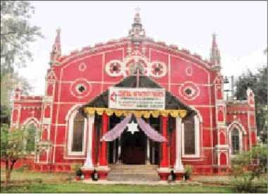 Red cathedral took 20 years to be